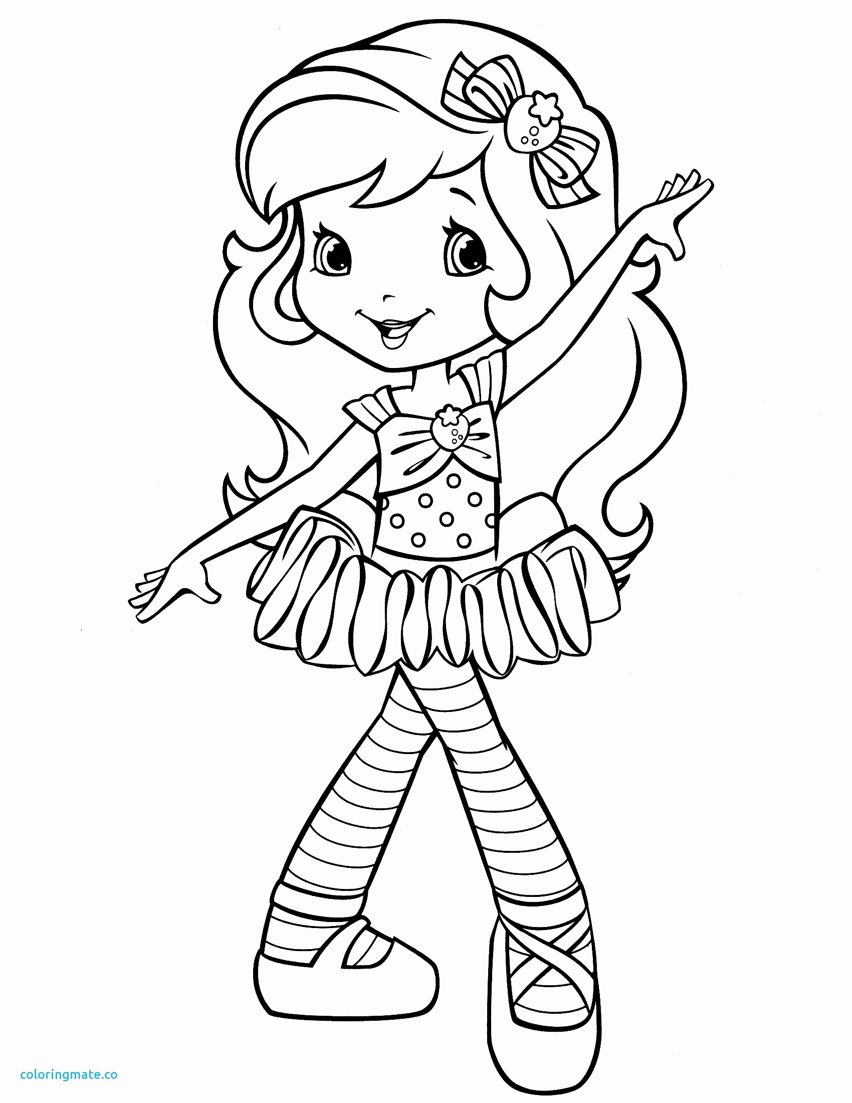 strawberry girl coloring pages get this anime coloring pages little strawberry girl pages girl coloring strawberry