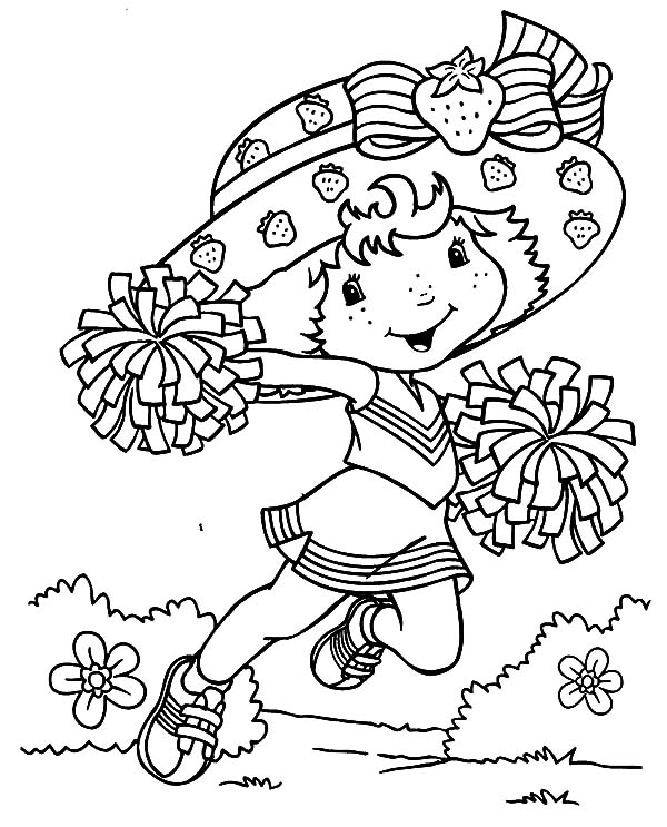 strawberry girl coloring pages straberry shortcake 60 coloringcolorcom strawberry coloring pages girl