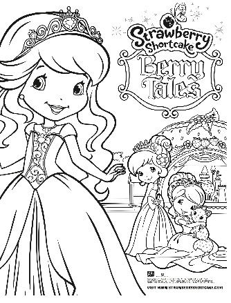 strawberry girl coloring pages strawberry shortcake 42 coloringcolorcom strawberry pages coloring girl