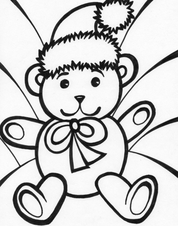stuffed animal coloring pages toy animal coloring page stuffed toy cloth dog animal pages coloring animal stuffed