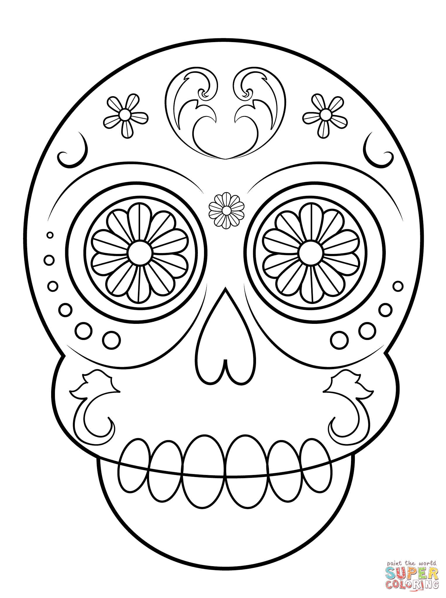 sugar skull template pin by teresa stevens brilliant on cricut gift ideas sugar skull template