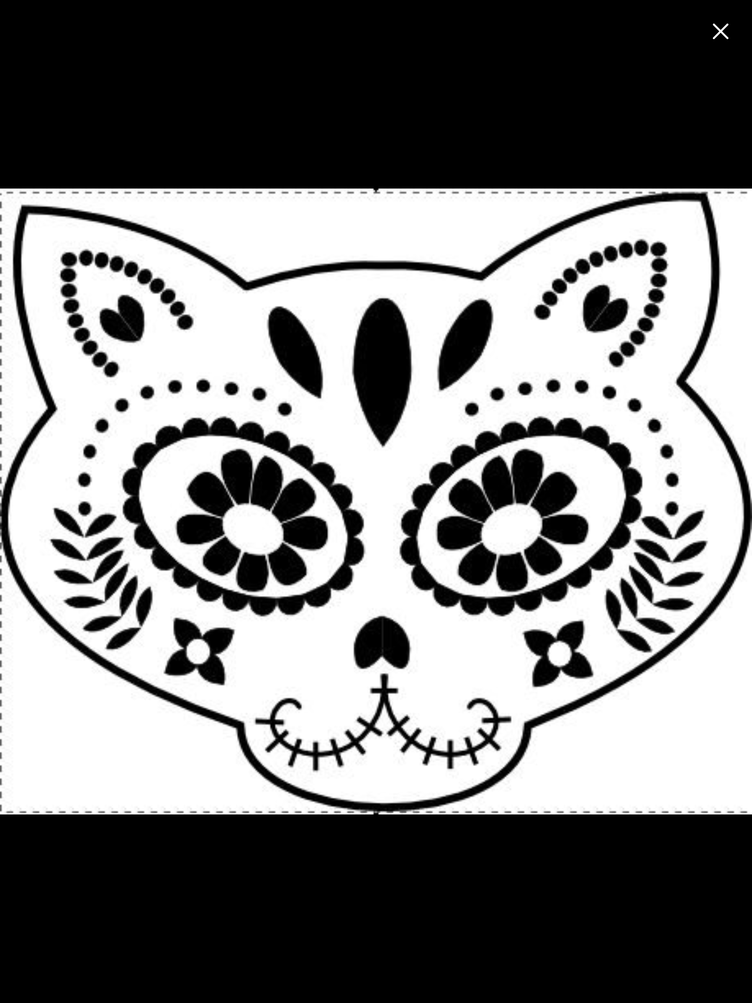 sugar skull template skeleton skull drawing at getdrawings free download template skull sugar