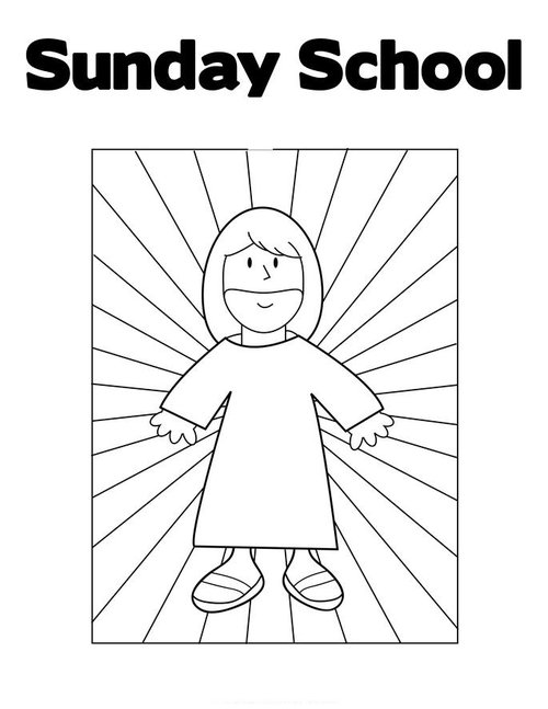 sunday school coloring pages best 20 sunday school coloring pages for toddlers home sunday pages school coloring