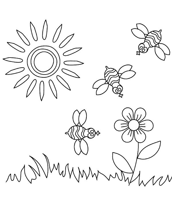 sunny day coloring book sunny free colouring pages coloring day book sunny