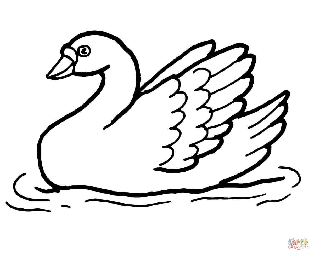 swan outline drawings free bird outline drawing download free clip art free outline swan drawings