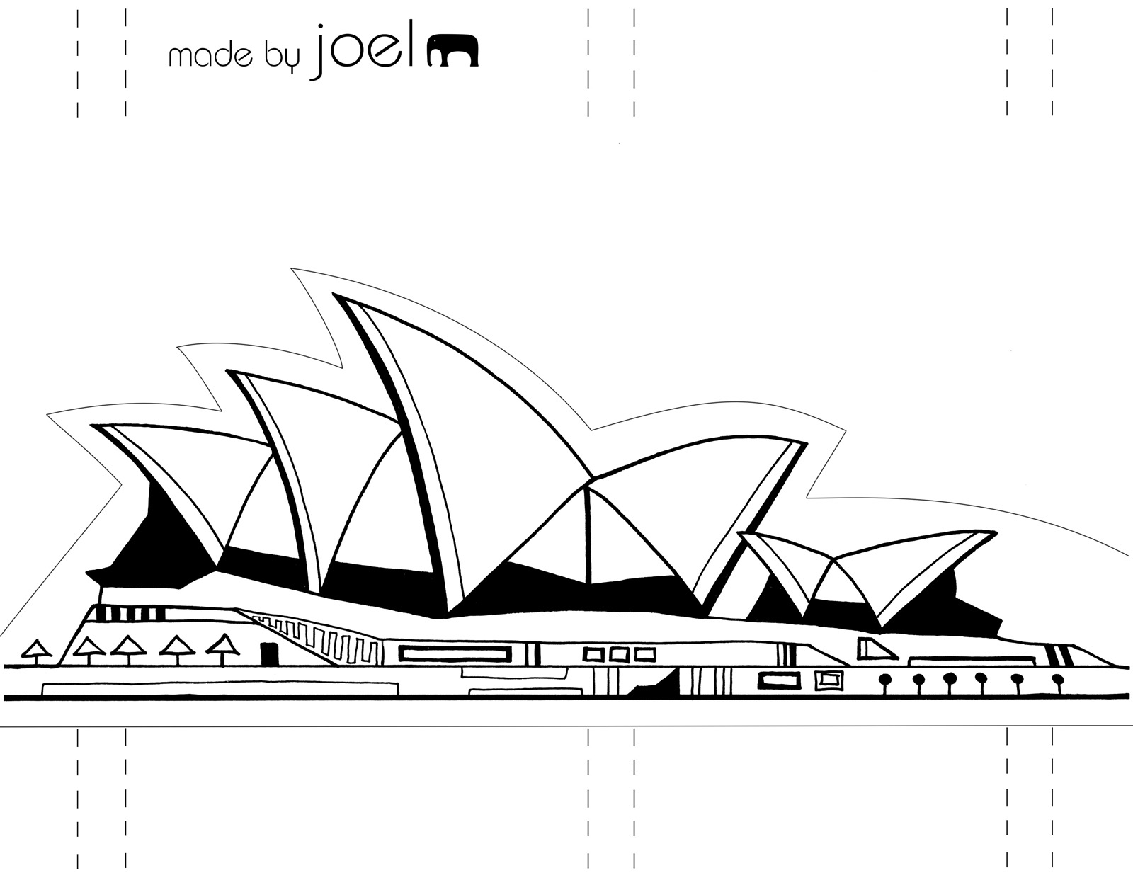 sydney opera house coloring page download sydney opera house coloring for free coloring house page sydney opera