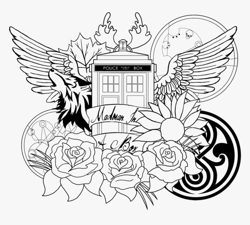 tardis colouring pages printable doctor who papercraft printables hubpages tardis colouring pages