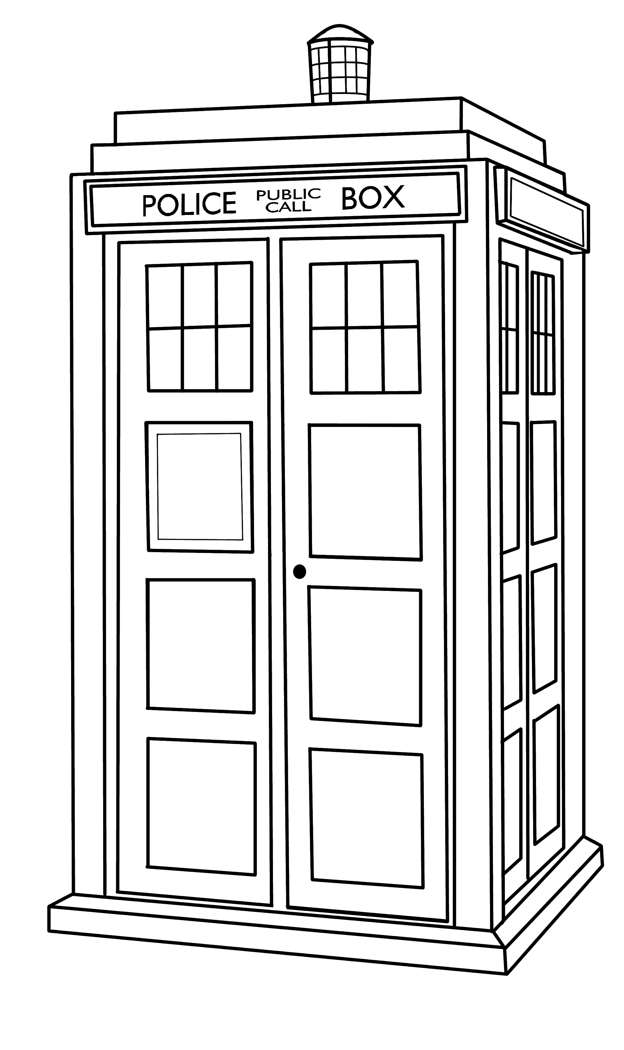 tardis colouring pages tardis doctor who line art drawing coloring tardis ex b tardis colouring pages
