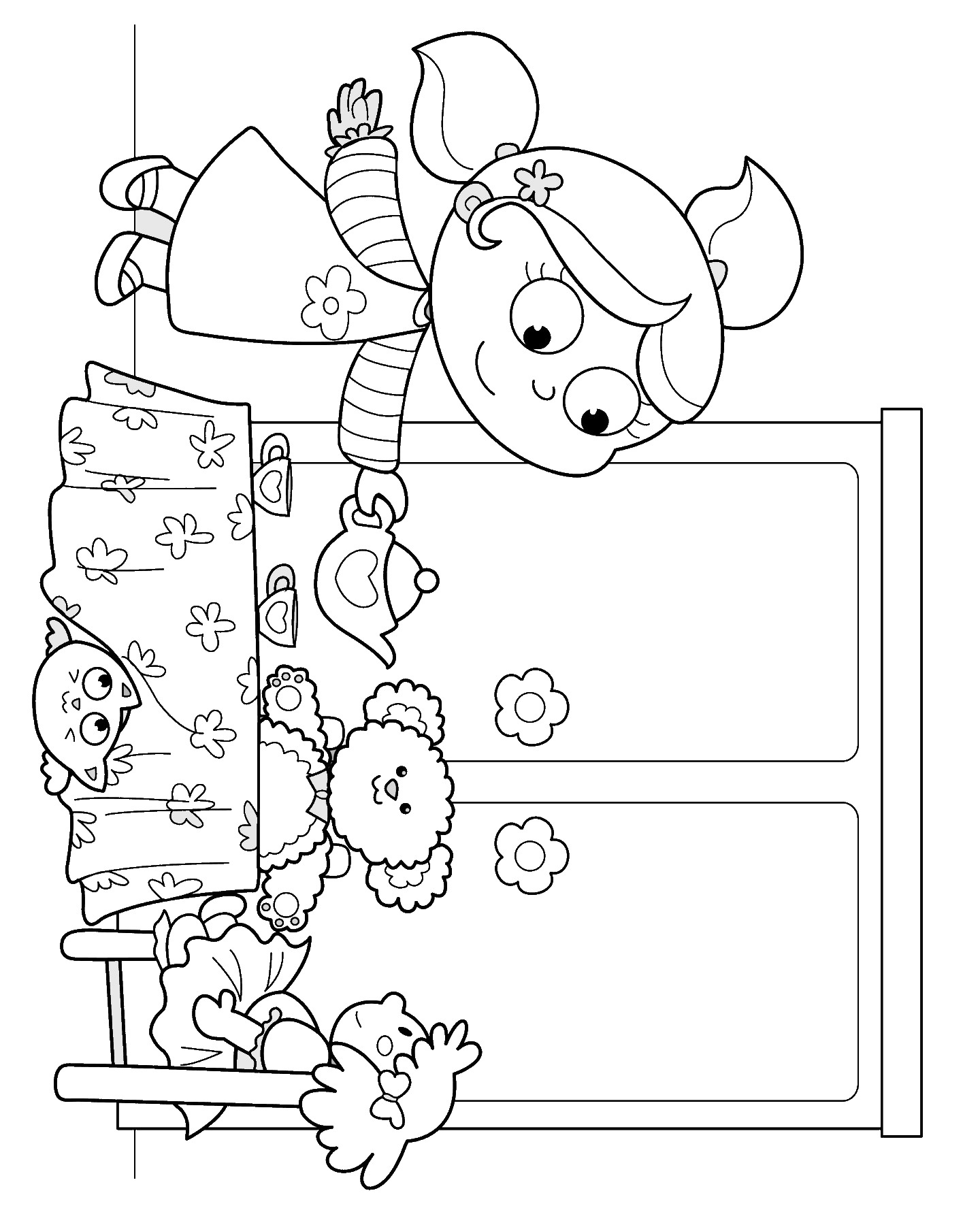 tea party colouring pages tea party coloring page coloring home party tea pages colouring