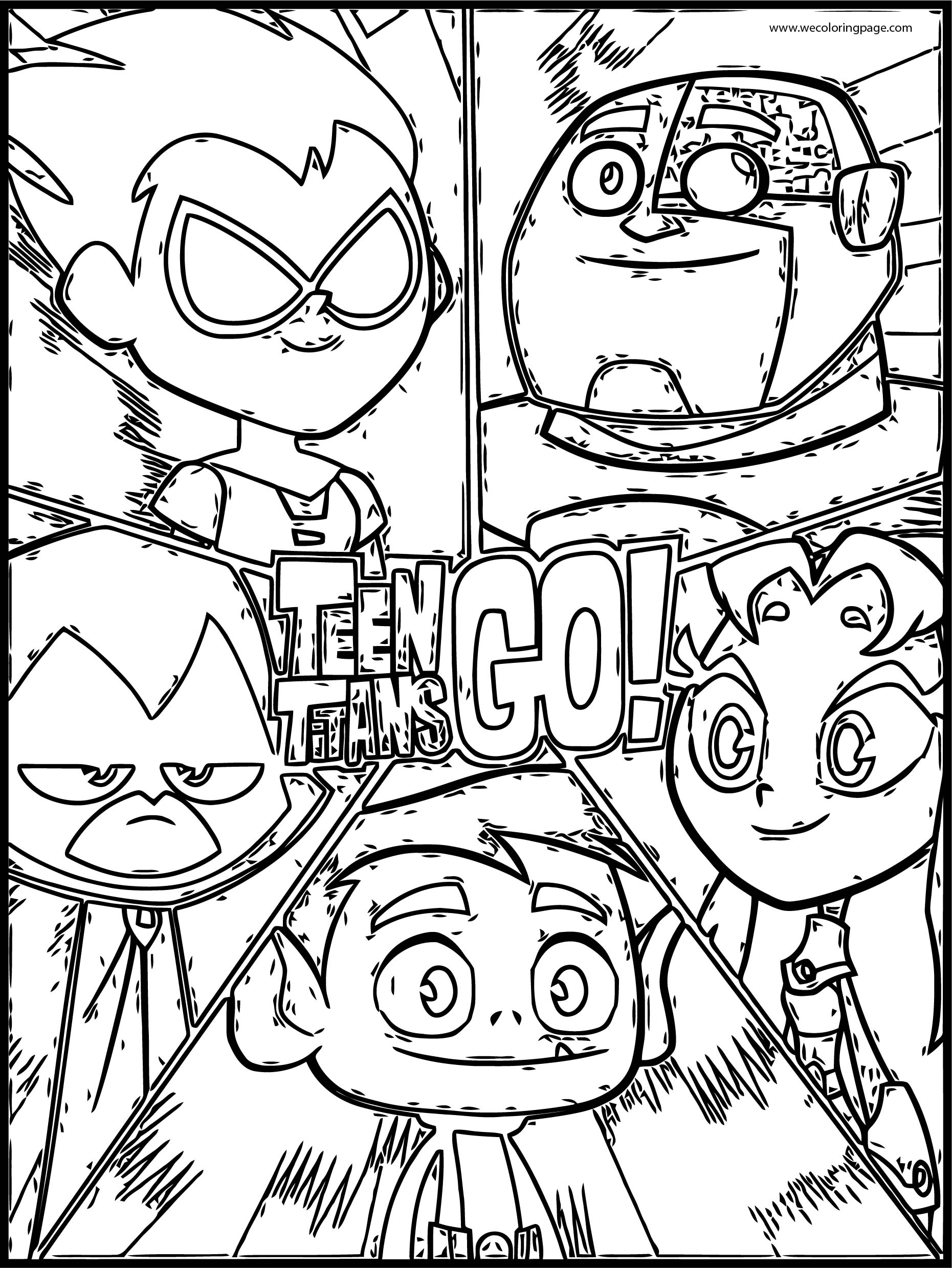 teen titans coloring teen titans go coloring pages squid army teen titans coloring