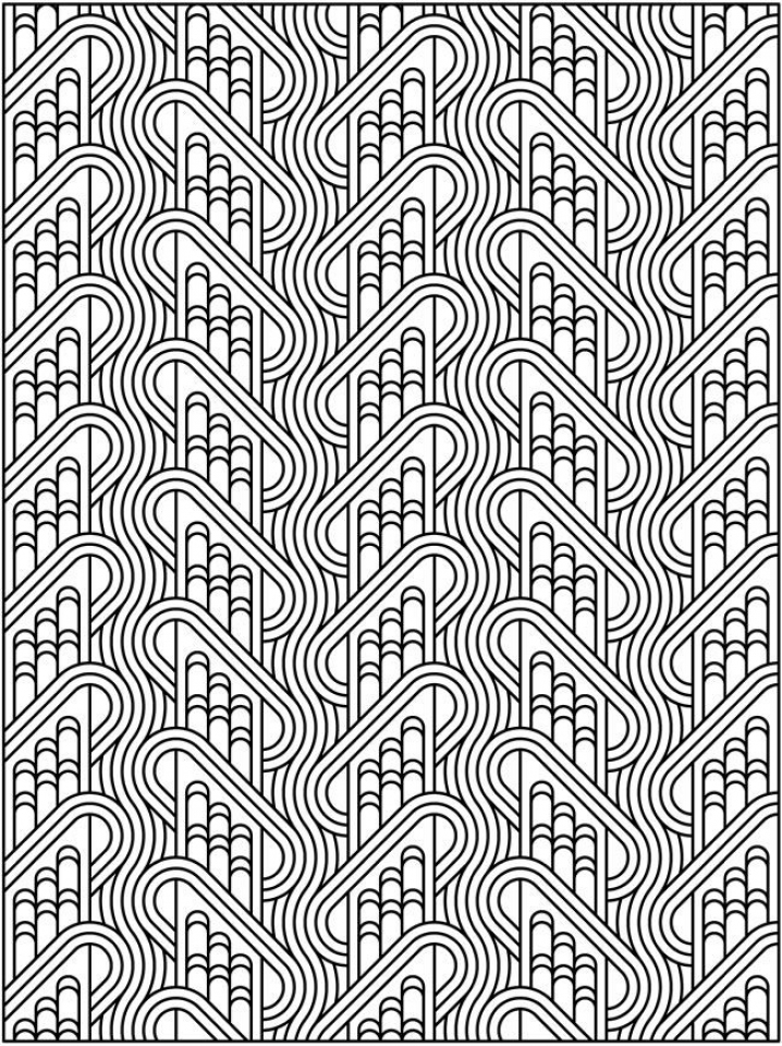 tessellation coloring pages free printable bird fish tessellation by mc escher coloring page free tessellation free pages printable coloring