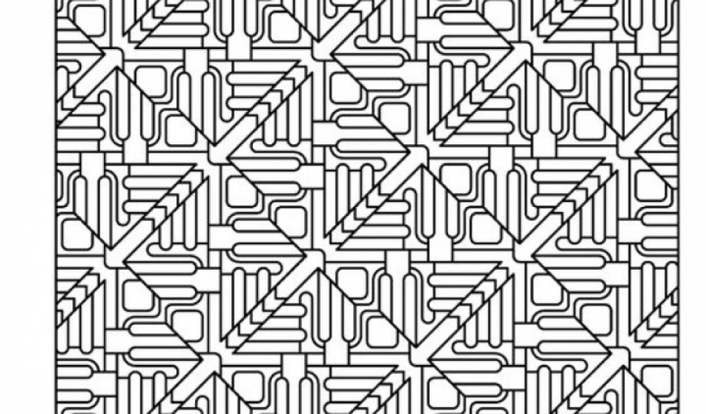 tessellation coloring pages free printable get this free tessellation coloring pages adult printable coloring tessellation free printable pages