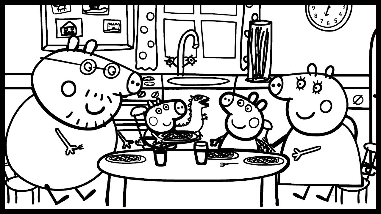 that youtube family coloring pages ten in the bed coloring pages super simple youtube pages that family coloring