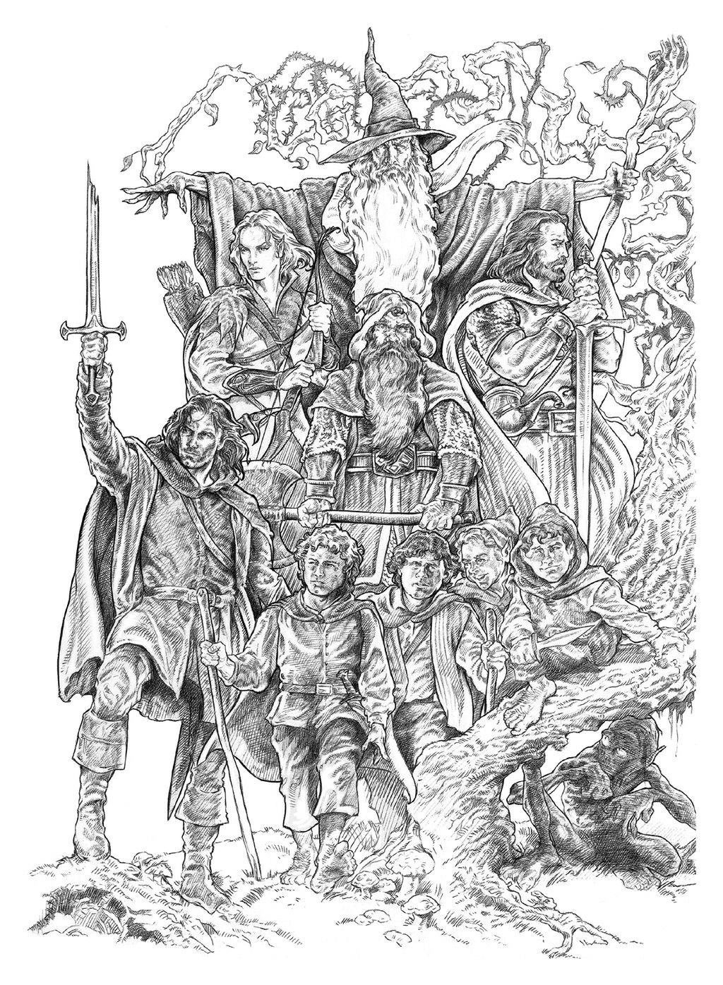 the hobbit colouring pages a realisic sketch of bilbo baggins from the hobbit pages hobbit colouring the
