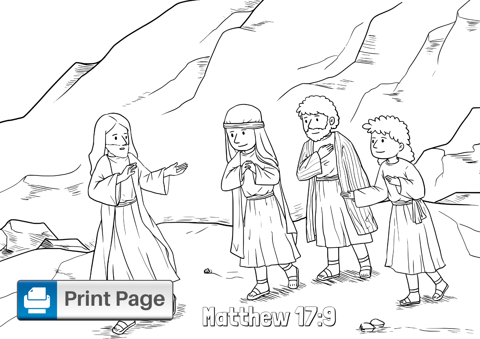 the transfiguration of jesus coloring page transfiguration coloring page page the transfiguration coloring jesus of