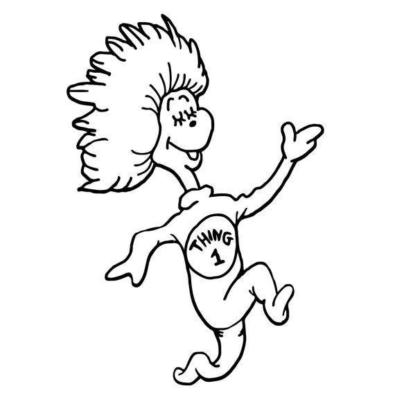 thing 1 and thing 2 coloring pages thing 1 and thing 2 pages coloring pages 1 and thing coloring pages thing 2