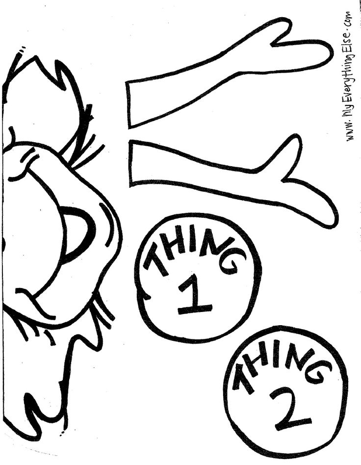 thing 1 and thing 2 coloring pages thing one thing two coloring pages coloring home thing thing coloring 1 pages 2 and