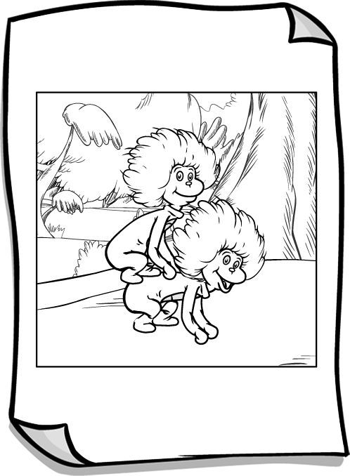 thing 1 and thing 2 coloring pages top 20 free printable dr seuss coloring pages online 2 coloring thing pages thing 1 and