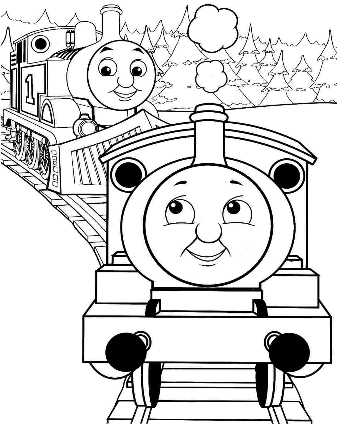 thomas and friends drawing pages free printable halloween ideas kids activities thomas drawing and thomas friends pages