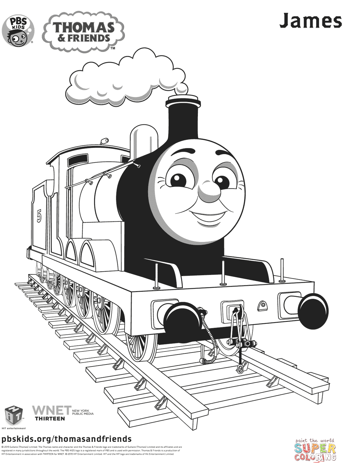 thomas and friends drawing pages james from thomas friends coloring page free printable and pages friends drawing thomas