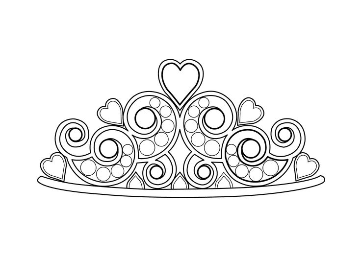 tiara coloring pages tiaras free coloring pages tiara pages coloring