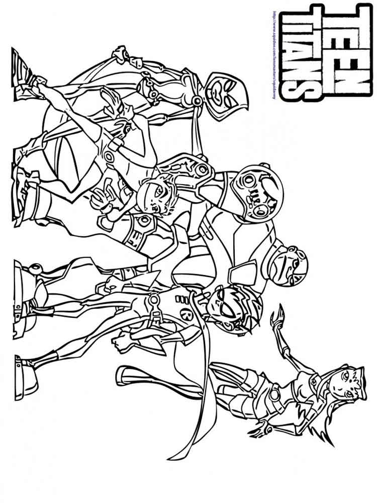 titans coloring pages slade coloring page free teen titans coloring pages titans coloring pages