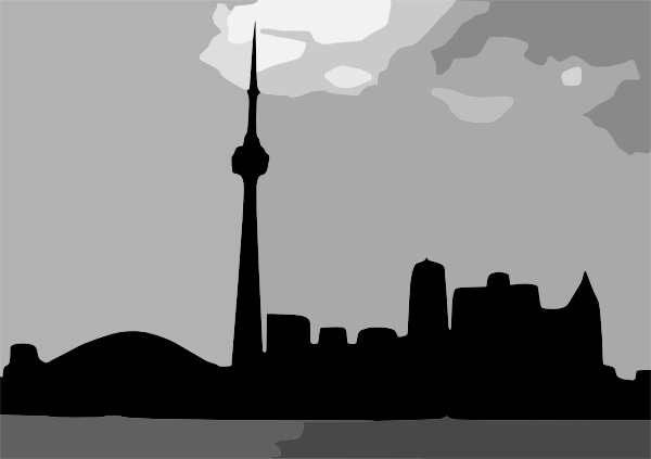toronto skyline clipart the best free toronto silhouette images download from 119 clipart skyline toronto