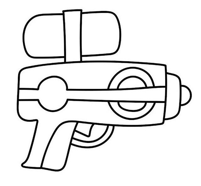 toy gun coloring pages 18 best coloring pages images on pinterest guns nerf coloring pages toy gun