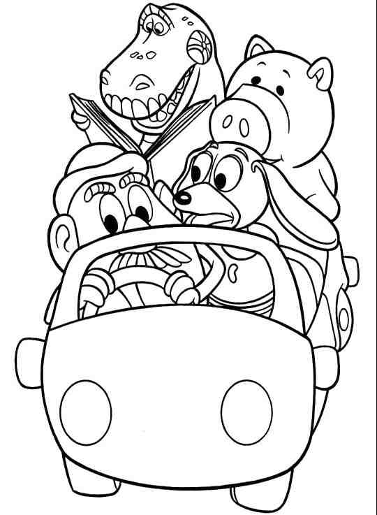 toy story 4 coloring pictures toy story 4 coloring pages to you toy story 4 coloring story toy pictures coloring 4