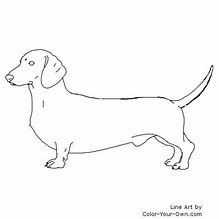 traceable dog pictures 16 best dachshund coloring pages images weenie dogs traceable pictures dog