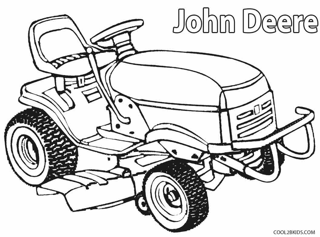 tractor pictures to color coloring pages farm animals printable blog images color pictures to tractor