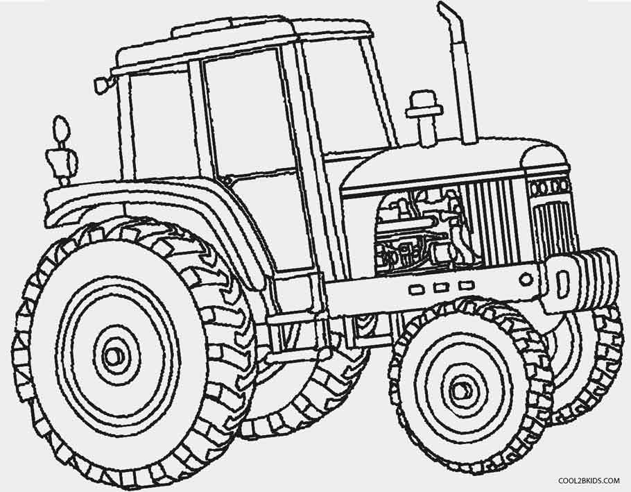 tractor pictures to color fired up free tractor coloring tractors farm to color tractor pictures