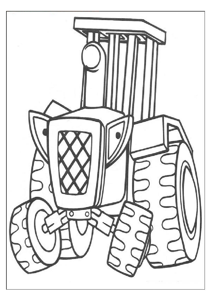 tractor pictures to color tractor coloring pages to download and print for free to color pictures tractor