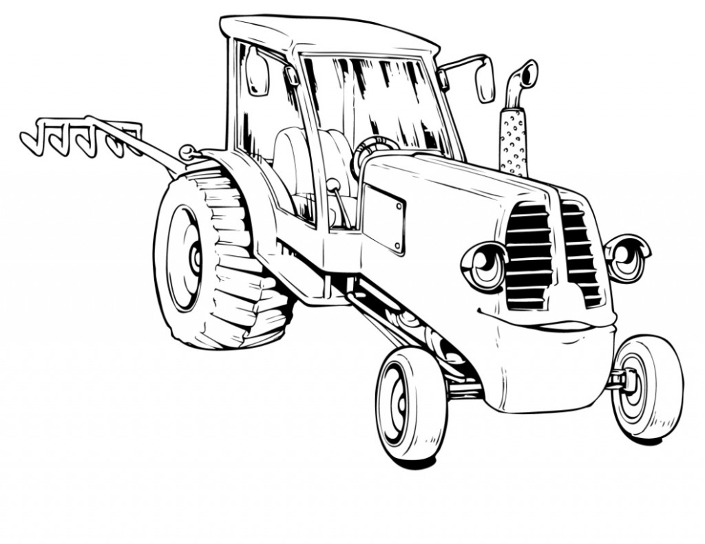 tractor pictures to color tractor free colouring pages color tractor to pictures