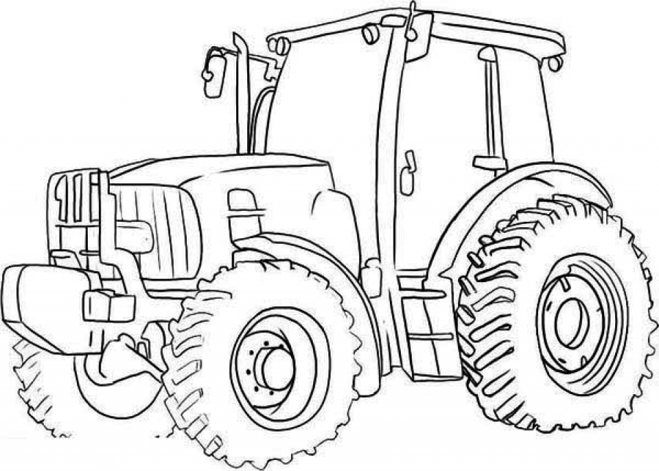 tractor pictures to colour in tractor pictures to colour in colour to in tractor pictures