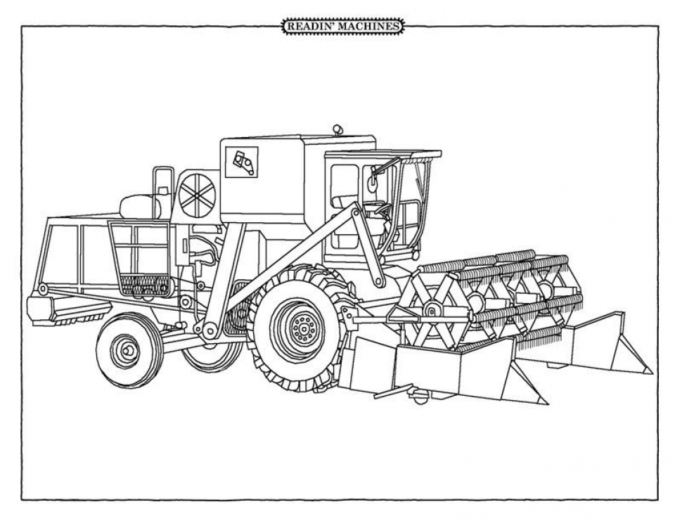 tractor pictures to colour in tractor with a plow coloring pages coloring pages for kids tractor colour pictures in to