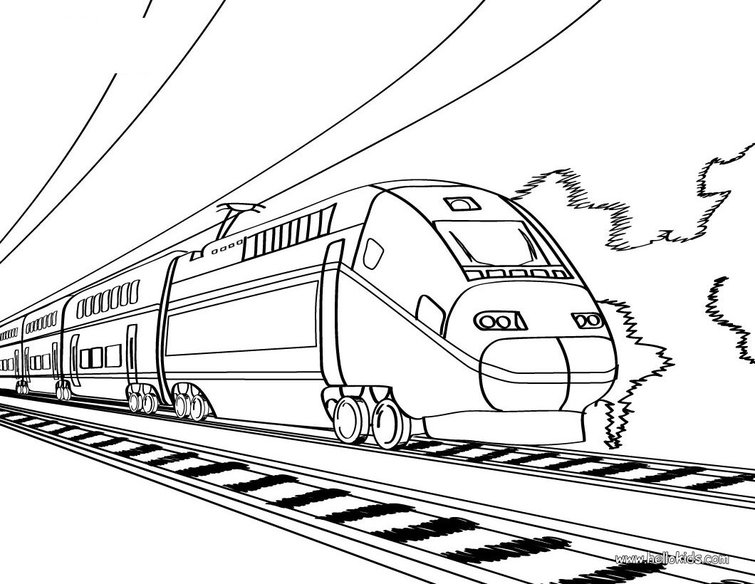 train coloring image free printable train coloring pages for kids cool2bkids coloring train image
