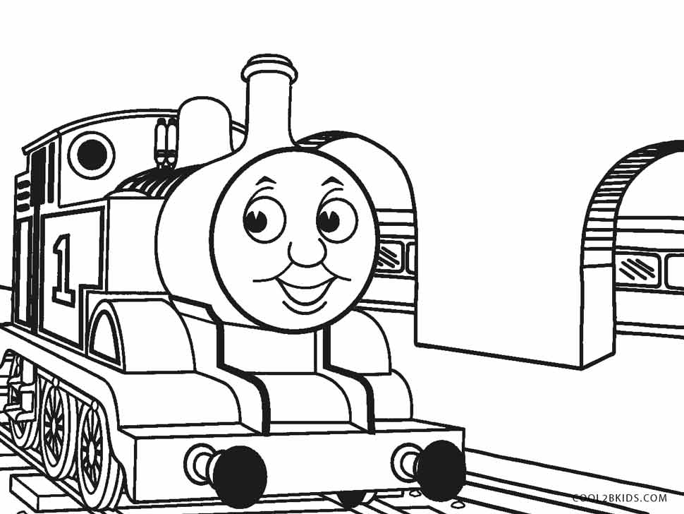 train coloring image thomas the train printable coloring pages at getdrawings image train coloring