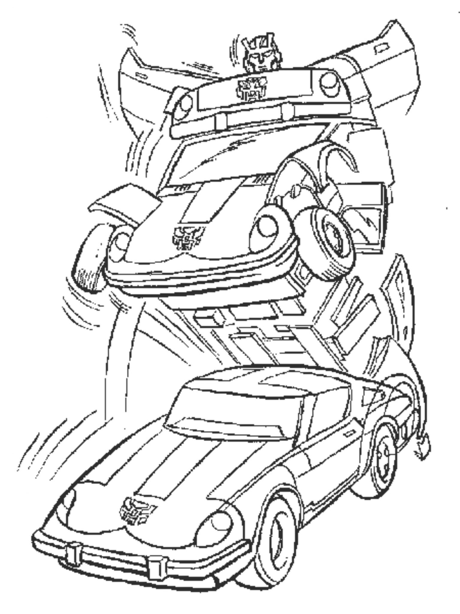 transformer car coloring pages transformers bumblebee car coloring pages best place to pages car transformer coloring