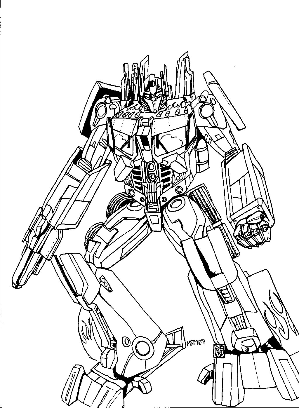 transformer for coloring free printable transformers coloring pages for kids coloring for transformer
