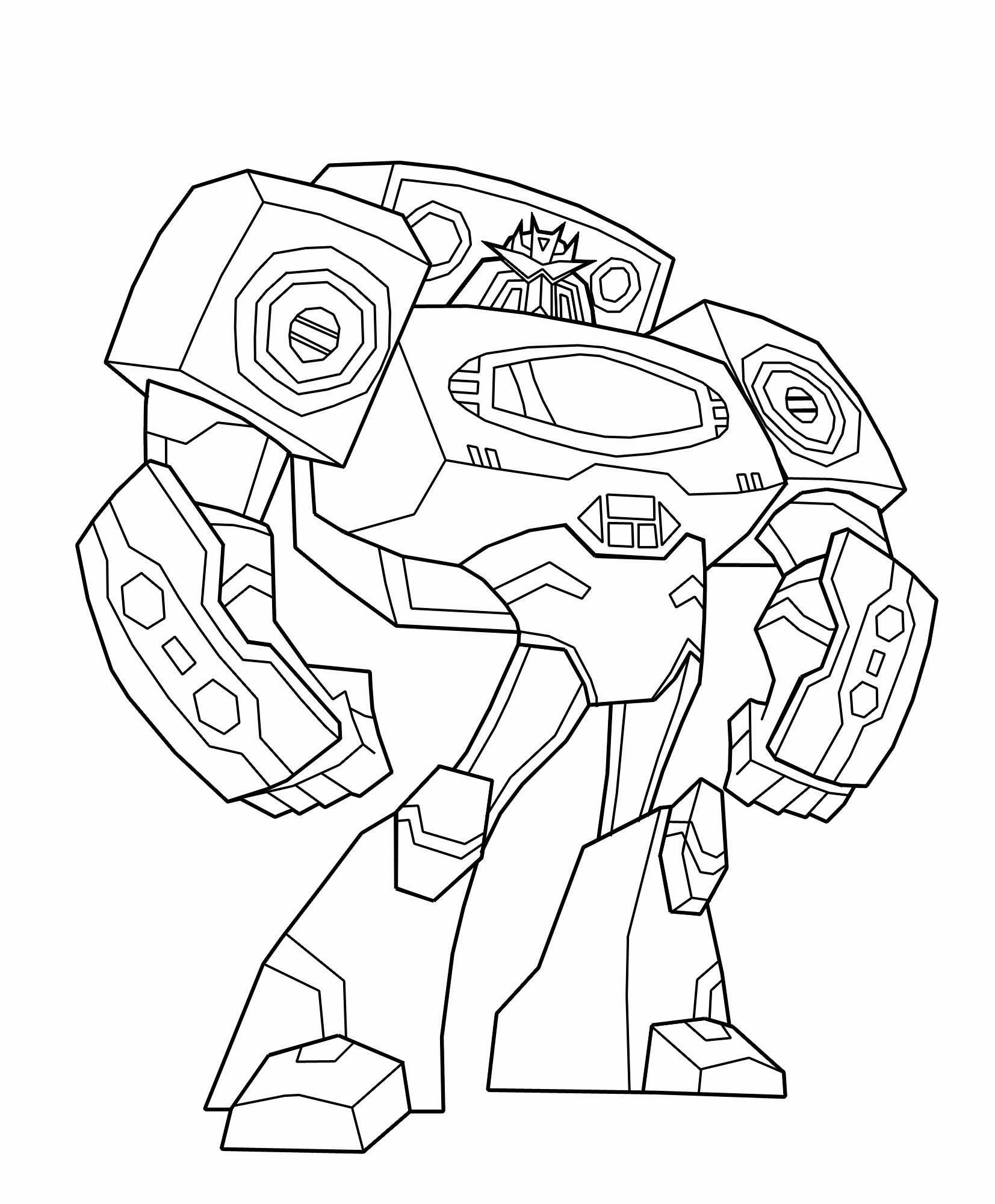 transformer for coloring robots in disguise coloring pages at getcoloringscom transformer coloring for