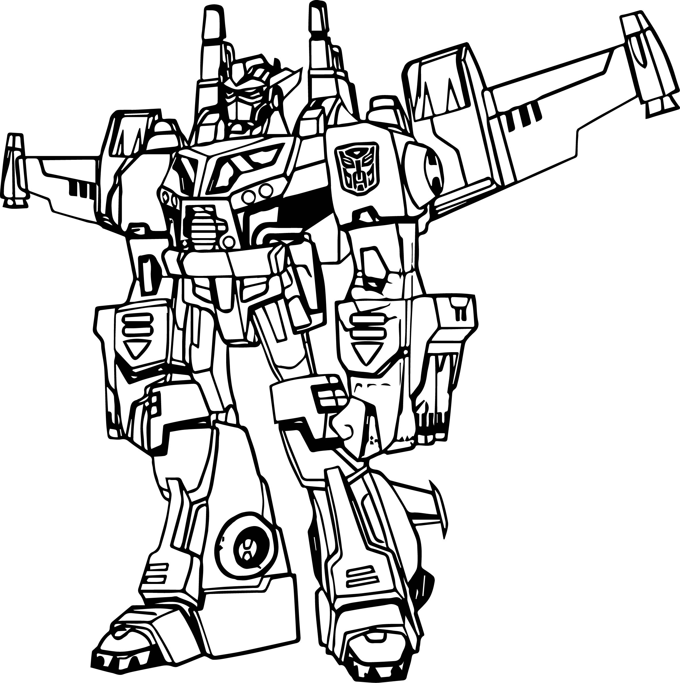 Transformer for coloring