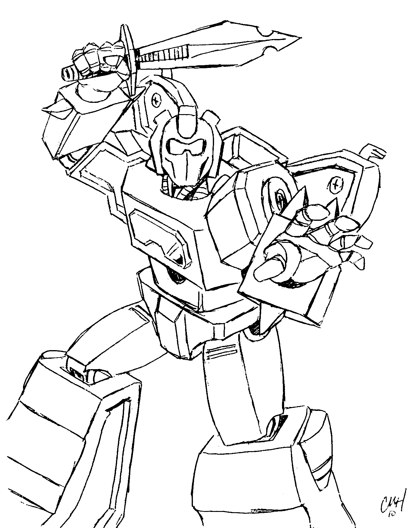 transformer for coloring transformers coloring pages kidsuki transformer coloring for