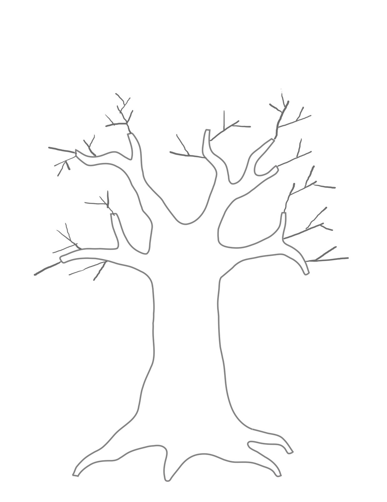 tree trunk coloring page fall tree trunk clip art cliparts coloring tree trunk page