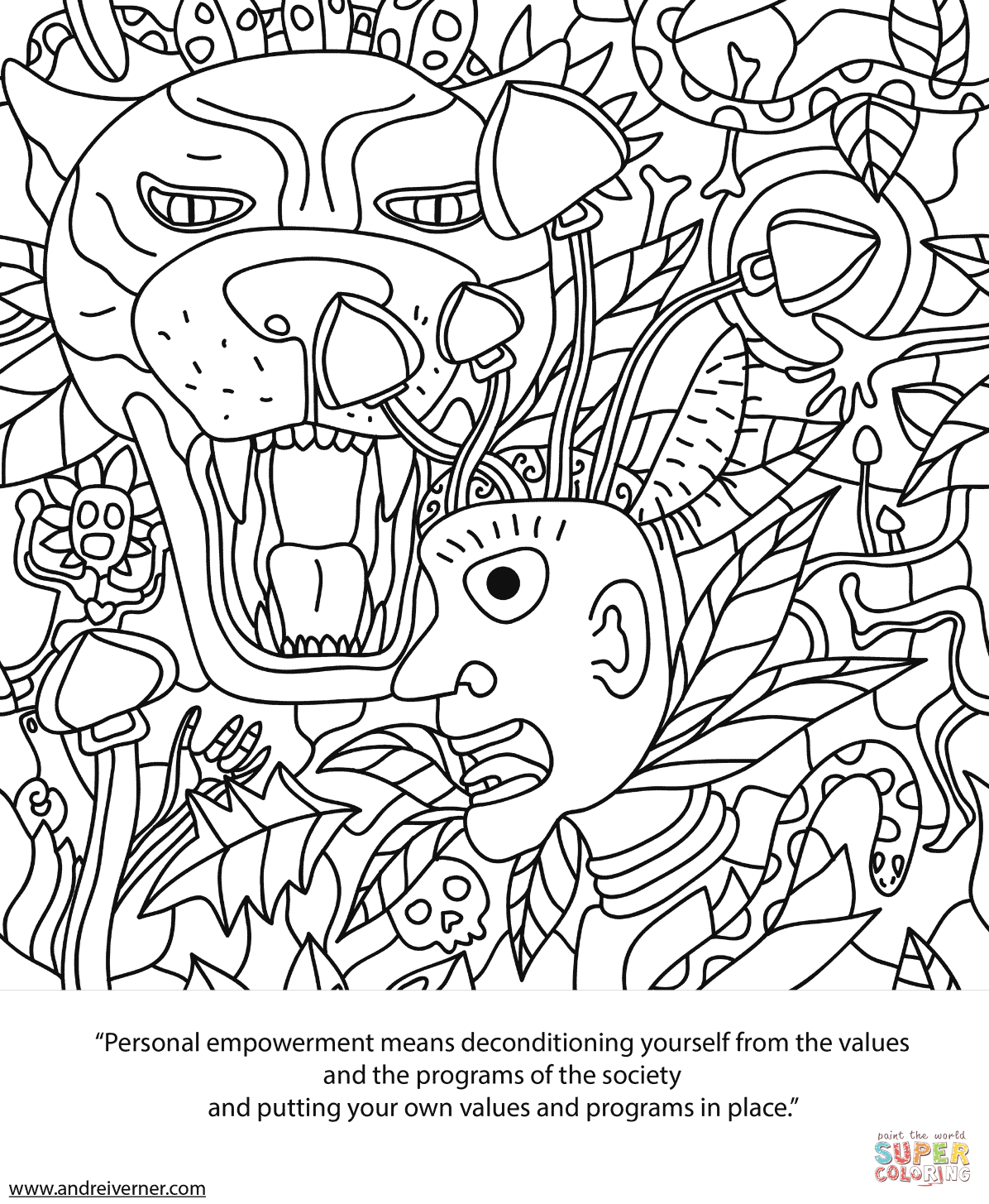trippy color pages trippy coloring pages the sun flower pages pages color trippy