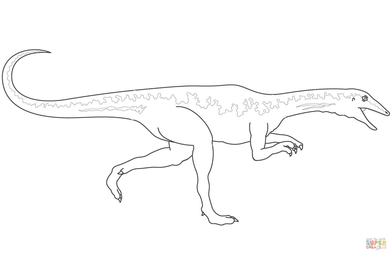 troodon coloring page ausmalbild dinosaurier velociraptor ausmalbilder page troodon coloring