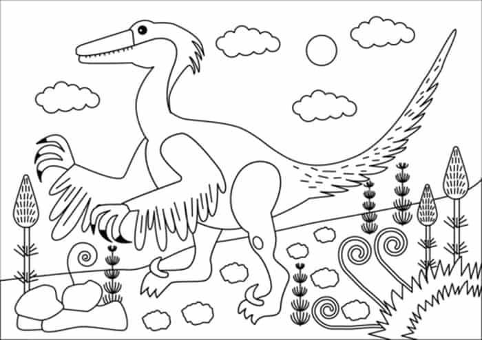 troodon coloring page dinosaur coloring pages with names coloringfile page coloring troodon