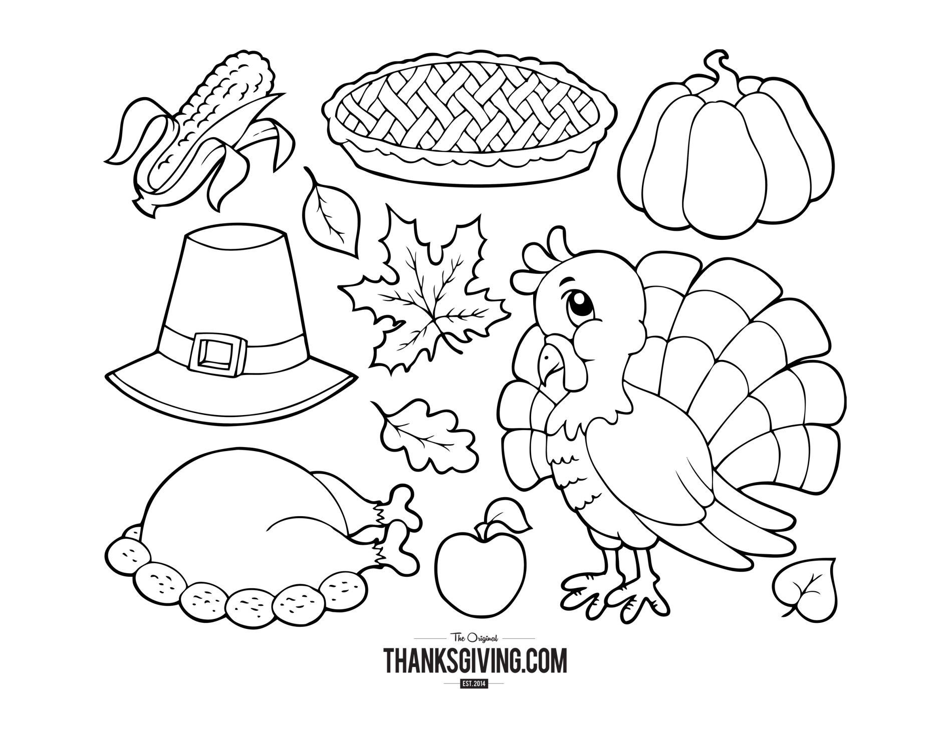turkey dinner coloring page free turkey dinner pictures download free clip art free page turkey dinner coloring