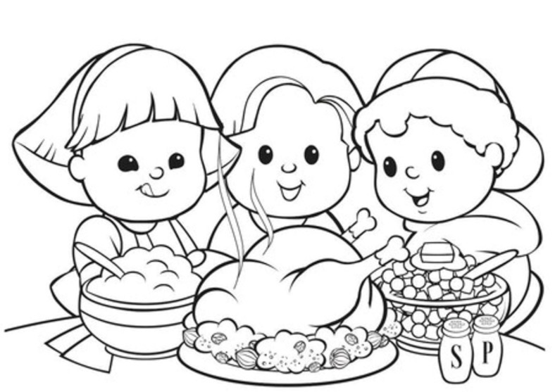 turkey dinner coloring page thanksgiving cooked turkey coloring pages turkey coloring page dinner