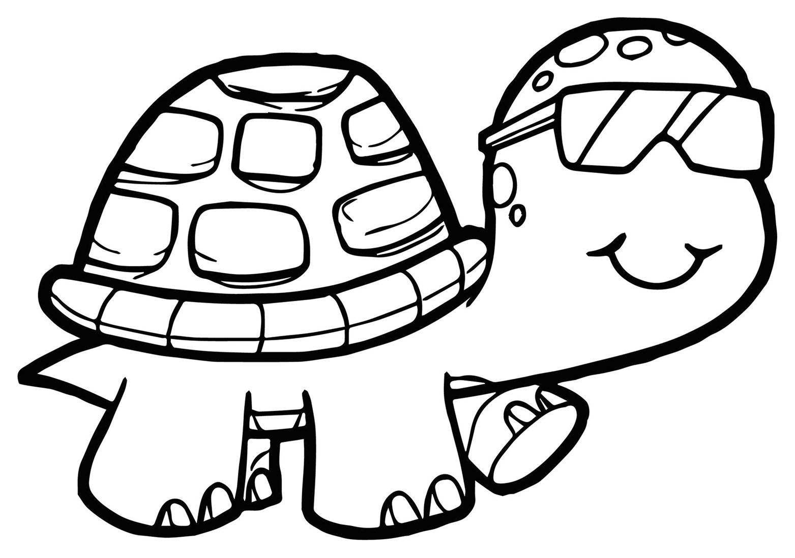turtle pictures to color turtle outline drawing at getdrawings free download pictures to color turtle